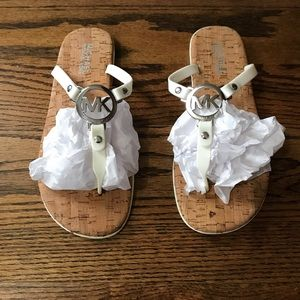 GUC Michael Kors Sandals, Size 8